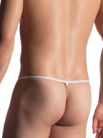 MANSTORE M907: Catena String, weiß