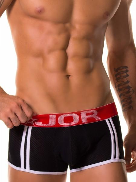 JOR Electro: Boxerpant, schwarz