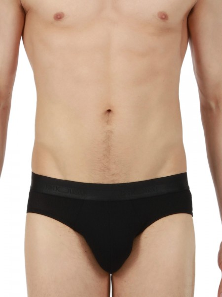 HOM Mesh: Mini Brief, schwarz
