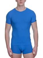 Bruno Banani Antistress: Shirt, blau
