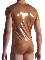 MANSTORE M810: Casual T-Shirt, gold