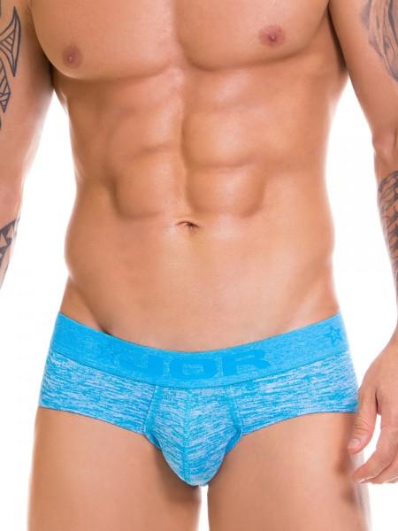 JOR Pop: Bikinistring, blau