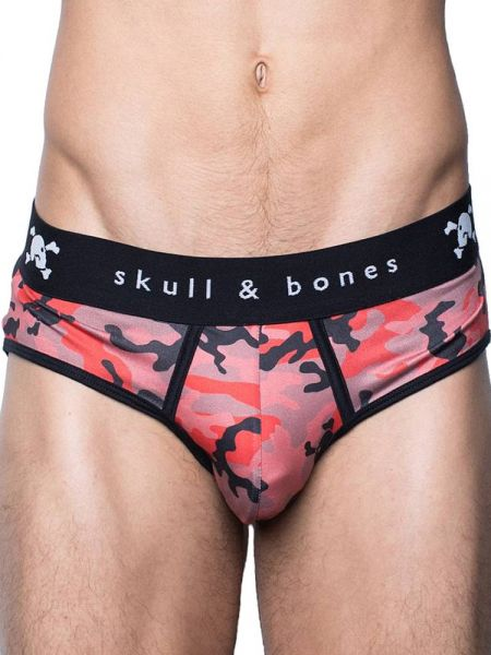Skull & Bones Camo: Brief, rot