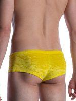 MANSTORE M2012: Beach Hot Pant, gelb