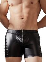 NEK: Bikerpant, schwarz