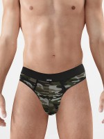 Look Me Military: String, camouflage