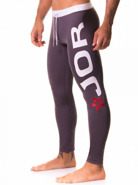 JOR Olympic: Long Pant, grau