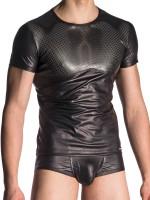 MANSTORE M700: Casual T-Shirt, schwarz