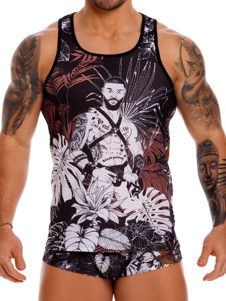 JOR Will: Tanktop, printed