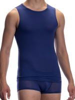 Olaf Benz RED0965: Phantom Tanktop, navy