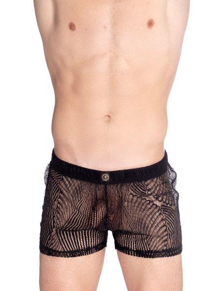 L'Homme Desire: Boxershort, schwarz