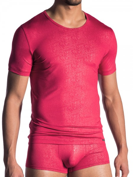 Olaf Benz RED1814: T-Shirt, rot