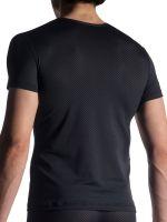 MANSTORE M913: Casual T-Shirt, schwarz