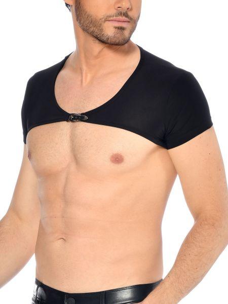 Patrice Catanzaro Joffrey: Bolero-Top, schwarz