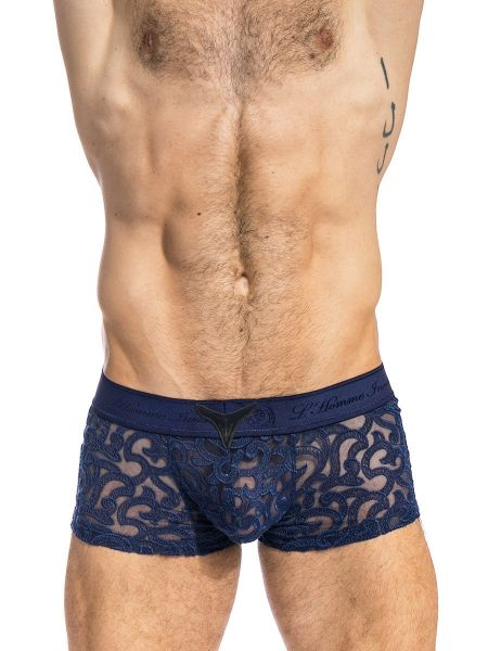 L'Homme Elio: Push-Up V-Boxer, marine