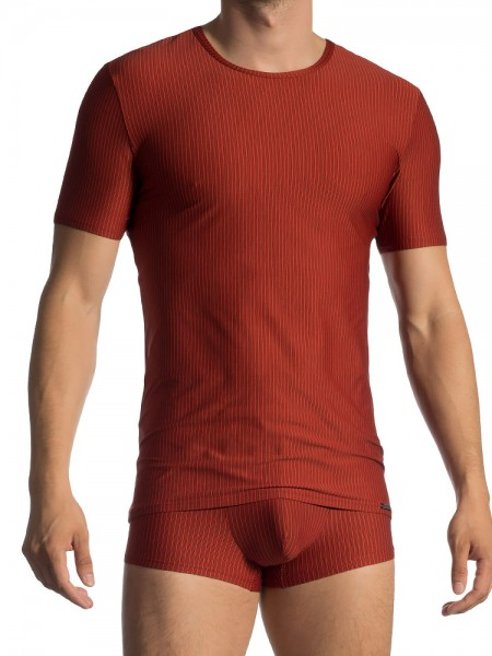 Olaf Benz RED1600: T-Shirt, rot
