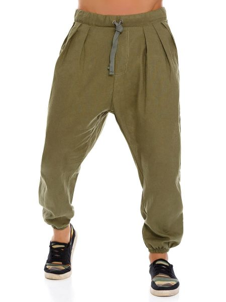 JOR Cancun: Long Pant, grün