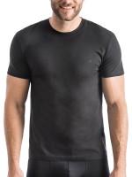 camel active Underwear 32: T-Shirt 2er Pack, schwarz