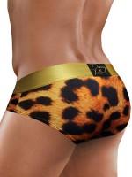 Danny Miami Cheetah: Brief, braun