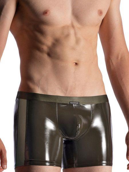 MANSTORE M954: Hip Boxer, olive