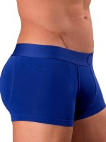 Rounderbum: Colors Padded Boxer Trunk, blau