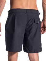 Olaf Benz BLU1662: Shorts, schwarz