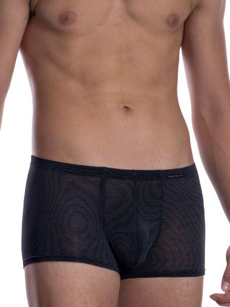 Olaf Benz PEARL2058: Minipant, schwarz
