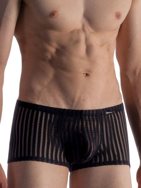 Olaf Benz RED1865: Minipant, schwarz