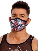JOR Detroit: Gesichtsmaske, printed