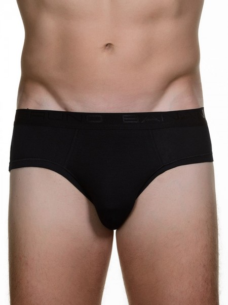 Bruno Banani Perfect Line: Sportbrief, schwarz