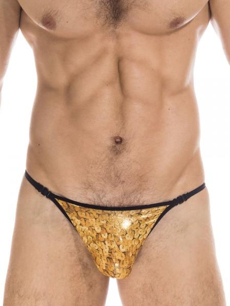 L'Homme Artem: Stripstring, gold