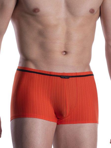 Olaf Benz RED2009: Minipant, orange/schwarz