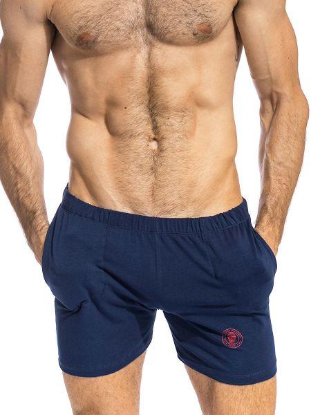 L'Homme Hypnos: Lounge Shorts, marine