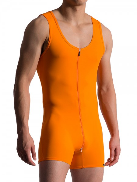 MANSTORE M200: Tactic Zipped Body, carrot