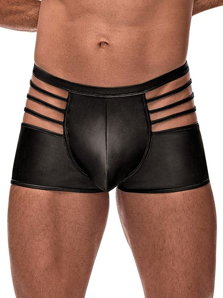 Male Power Cage Matte: Cage Short, schwarz