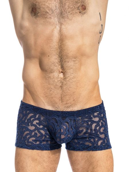 L'Homme Elio: Push-Up Shorty, marine