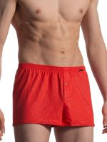 Olaf Benz RED1907: Boxershort, rot