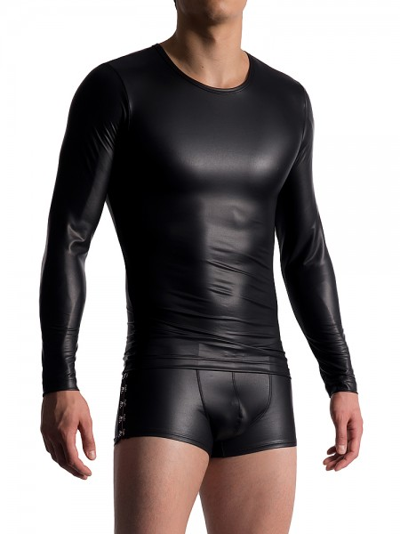 MANSTORE M761: Long Sleeves, schwarz