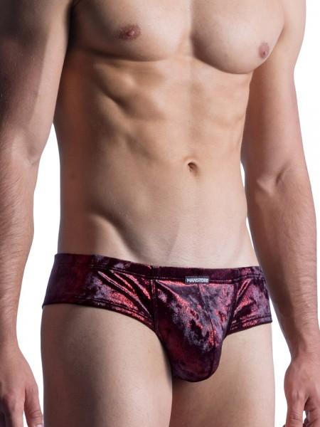 MANSTORE M858: Cheeky Brief, rot