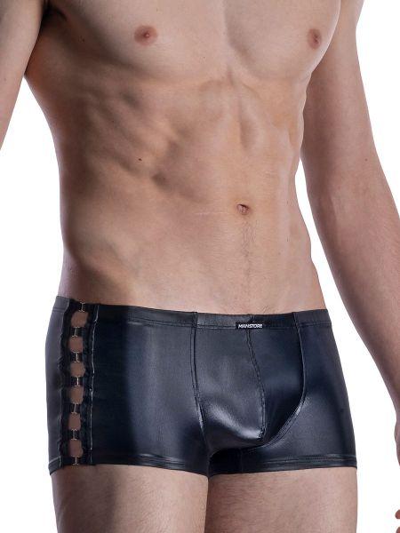 MANSTORE M2007: Micro Pant, schwarz