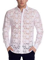 L'Homme Bora Bora: Hemd, weiß