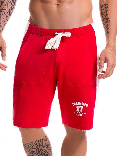 JOR Warrior: Lounge Short, rot