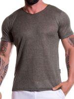 JOR Maui: V-Neck-Shirt, grün