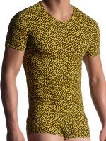 MANSTORE M800: V-Neck-Shirt, virus