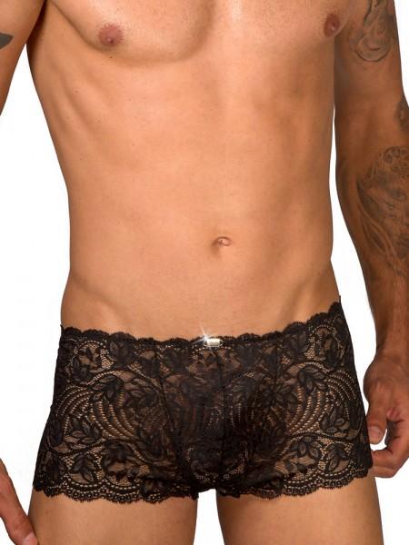 Eros Veneziani Flash: Pant, schwarz
