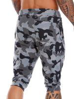 JOR Adventure: Lounge Pant, grau-camouflage