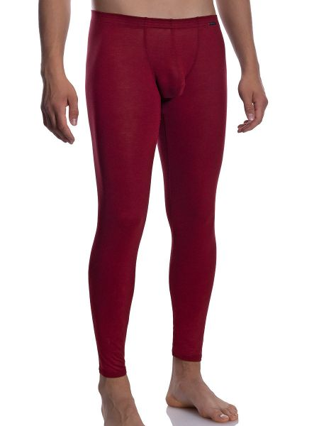Olaf Benz RED2060: Leggings, bordeaux