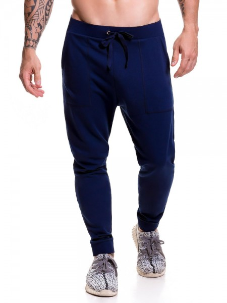JOR London: Long Pant, blau