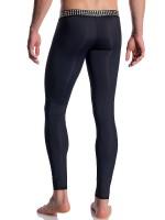 MANSTORE M757: Bungee Leggings, schwarz
