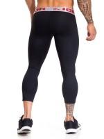 JOR Active: Longpant, schwarz